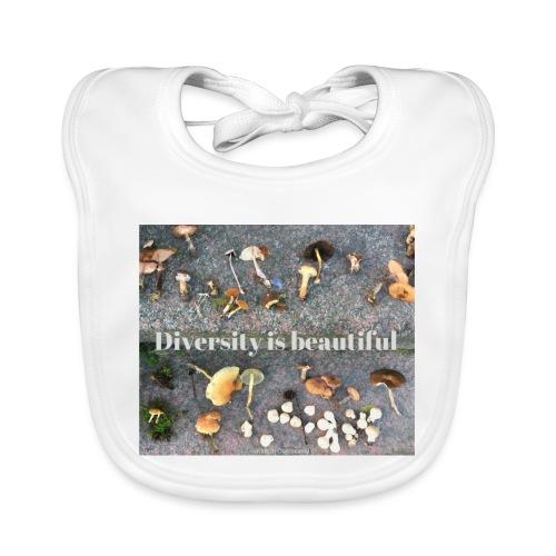 Diversity is beautiful - Hagesmække af økologisk bomuld