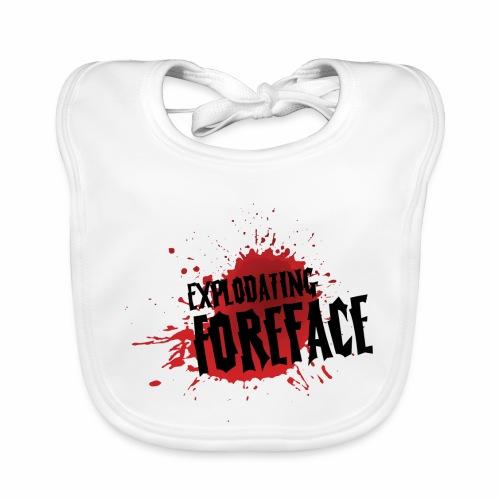 Eplodating Foreface - Baby Organic Bib