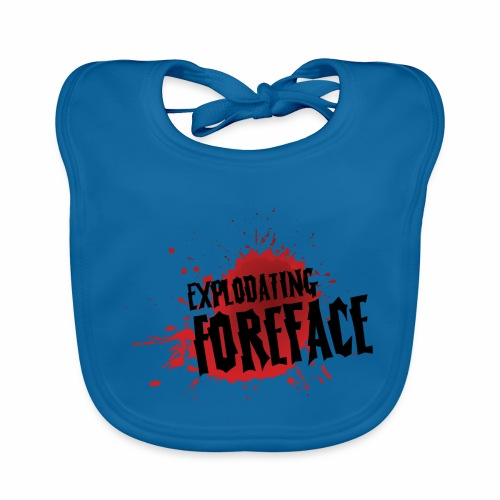 Eplodating Foreface - Organic Baby Bibs