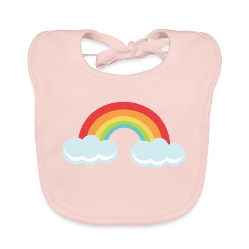 Rainbow product range - Organic Baby Bibs