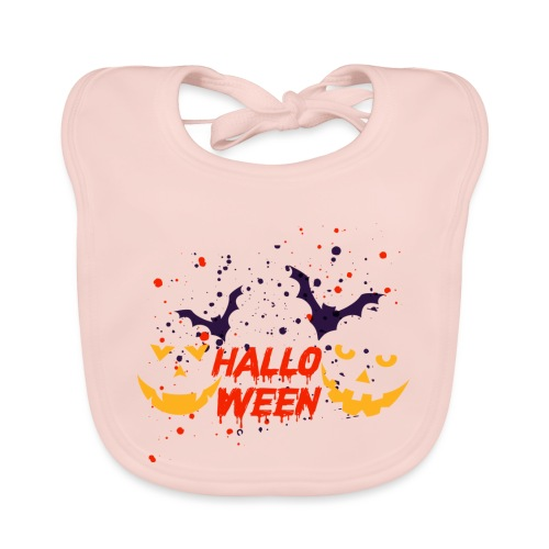 Halloween - Baby Organic Bib