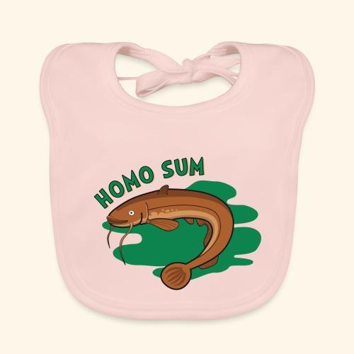 Homo sum ;) - Ekologiczny śliniaczek