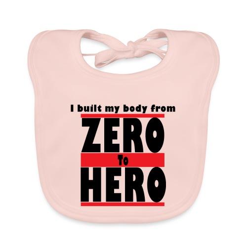 Zero To Hero - Vauvan luomuruokalappu