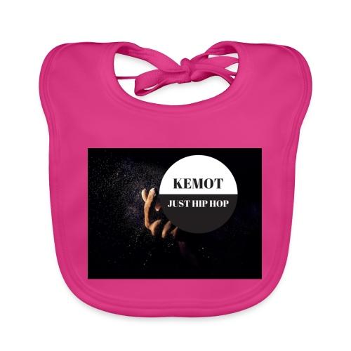 KeMoT odzież limitowana edycja - Ekologiczny śliniaczek