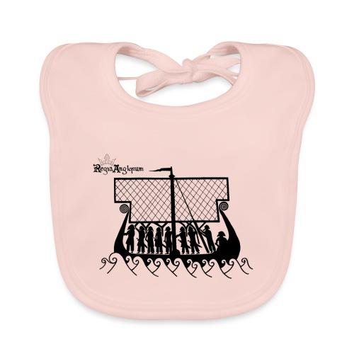 Transparent Boat - Organic Baby Bibs