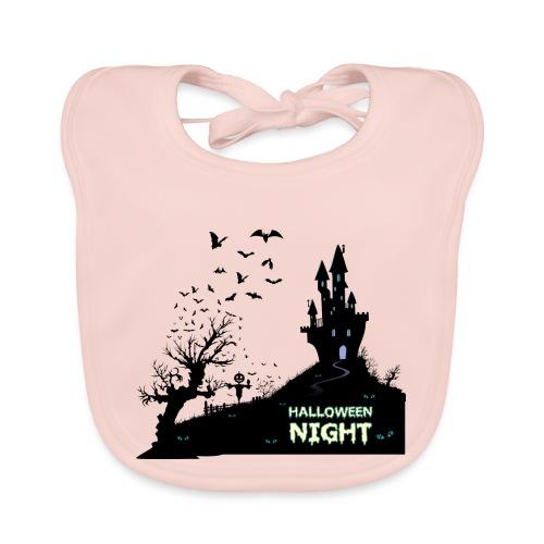 HALLOWEEN NIGHT - Baby Bio-Lätzchen