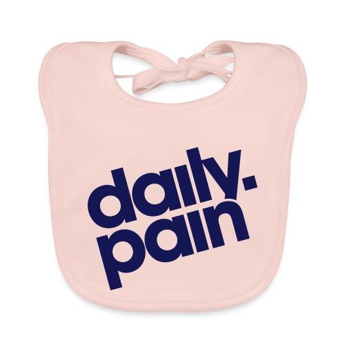 daily pain classic - Ekologiczny śliniaczek