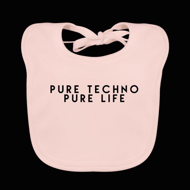 Pure Techno Pure Life Black