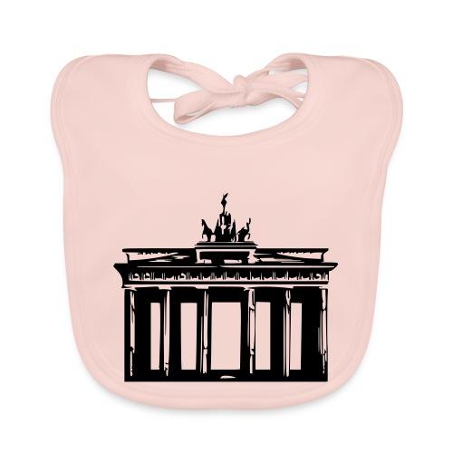 Brandenburger Tor - Baby Bio-Lätzchen