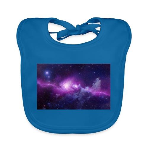 tshirt galaxy - Bavoir bio Bébé