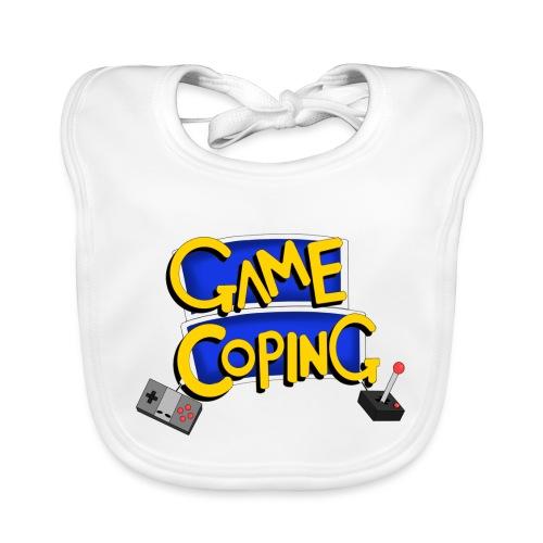 Game Coping Logo - Baby Organic Bib