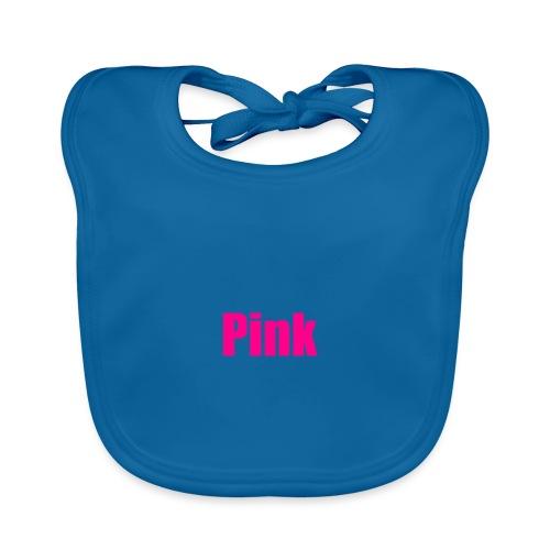 pink - Baby Bio-Lätzchen