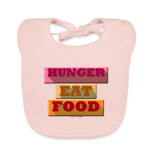 Hunger TShirt - Bavoir bio Bébé