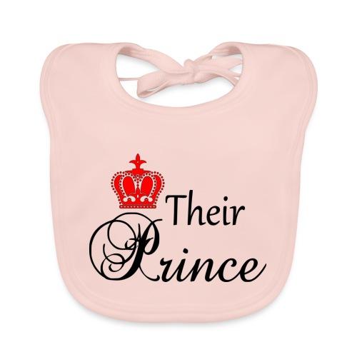 Their Prince - Ekologisk babyhaklapp