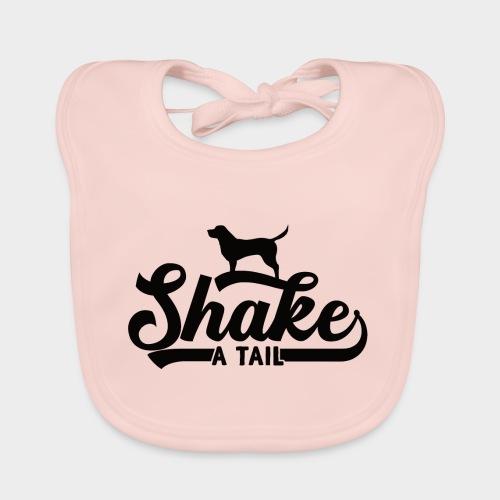 SHAKE A TAIL - Baby Bio-Lätzchen