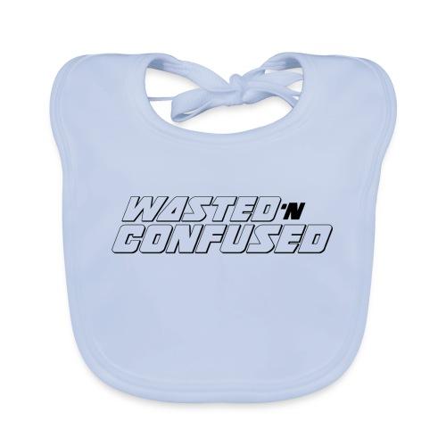 OFFICIAL WNC MERCHANDISE (wit) - Bio-slabbetje voor baby's