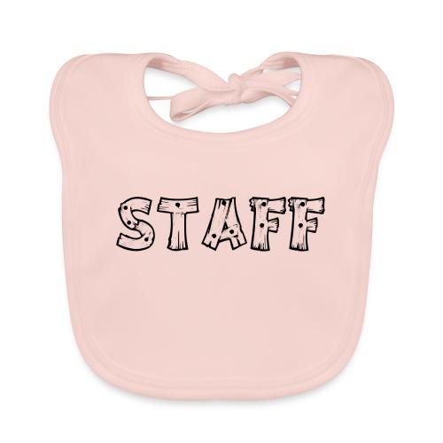 STAFF - Bavaglino ecologico per neonato