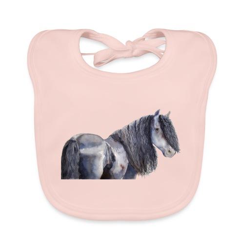 friesian horse color - Baby økologisk hagesmæk
