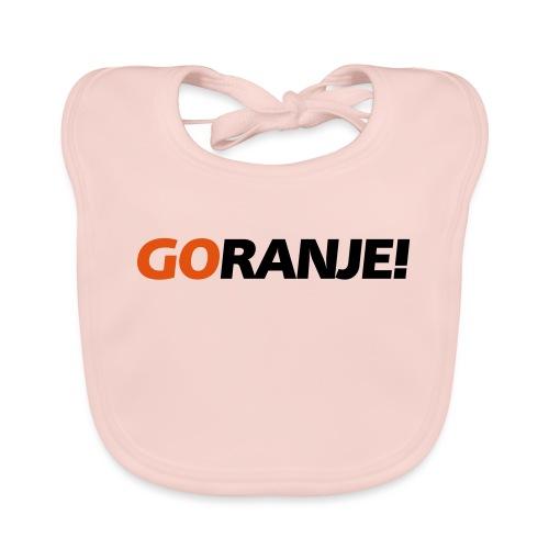 Go Ranje - Goranje - 2 kleuren - Bio-slabbetje voor baby's