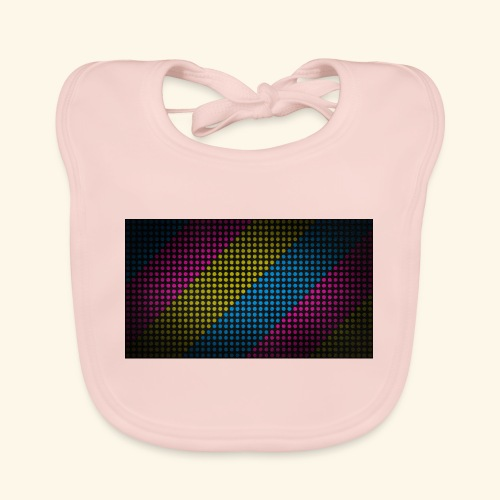 T-Shirts - Bio-slabbetje voor baby's