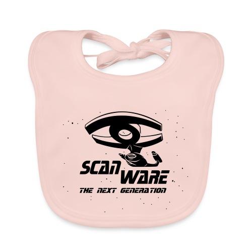 scanware azubiShirt - Baby Bio-Lätzchen