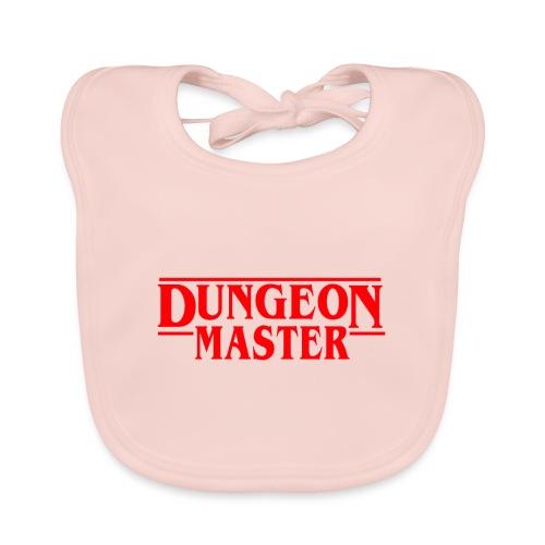 Dungeon Master - D & D Dungeonit ja lohikäärmeet dnd - Vauvan luomuruokalappu