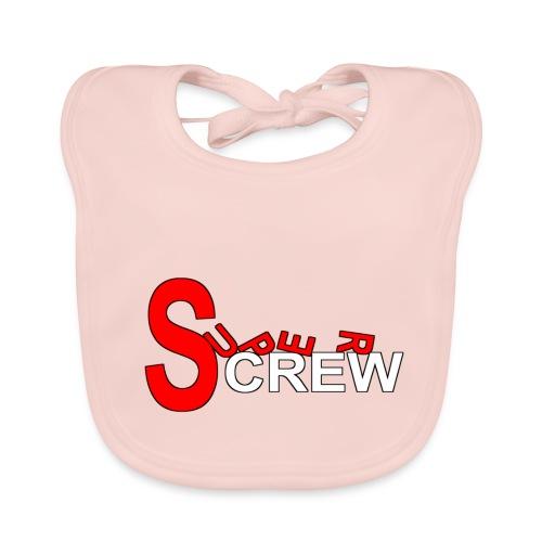 supercrew - Bio-slabbetje voor baby's