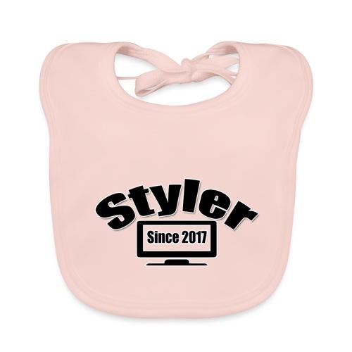 Styler Designer Kleding - Bio-slabbetje voor baby's
