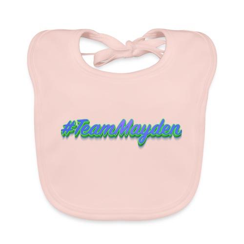 #TeamMayden - Babero ecológico bebé