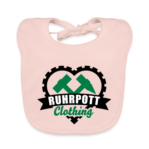 ruhrpott clothing 3c - Baby Bio-Lätzchen