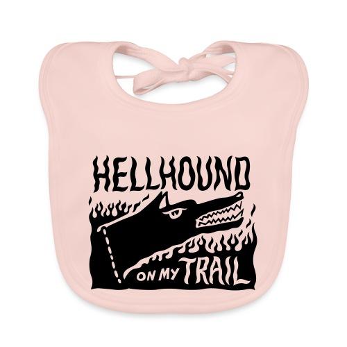 Hellhound on my trail - Baby Organic Bib