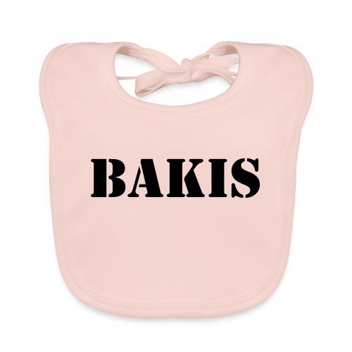 bakis - Baby Organic Bib
