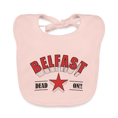 Belfast - Dead On!! - Organic Baby Bibs