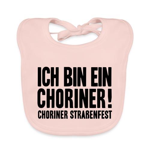 Ich bin ein Choriner! - Baby Bio-Lätzchen