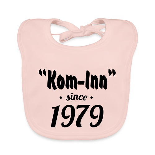 Kom inn since 1979 - Bio-slabbetje voor baby's