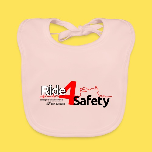 Ride4Safety - Bavaglino ecologico per neonato