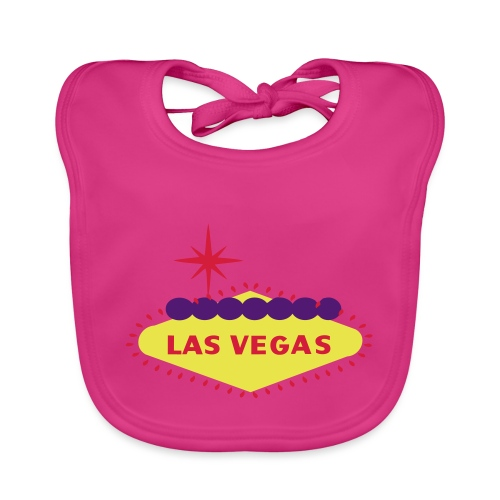 create your own LAS VEGAS products - Baby Organic Bib