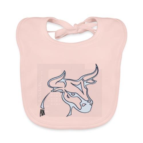 prm design taureau - Bavoir bio Bébé