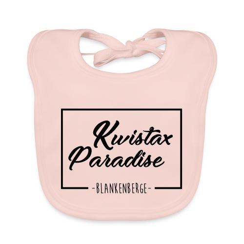 Cuistax Paradise - Bavoir bio Bébé