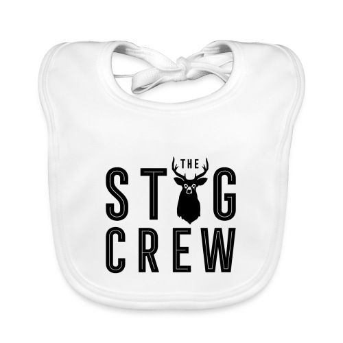 THE STAG CREW - Organic Baby Bibs