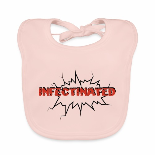 Infectinated - Baby Organic Bib