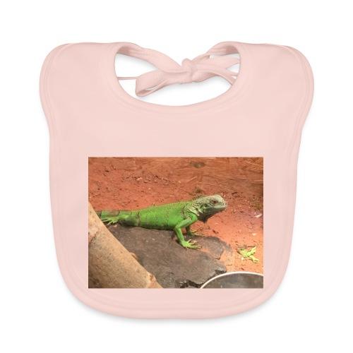 The Leguan - Baby Bio-Lätzchen
