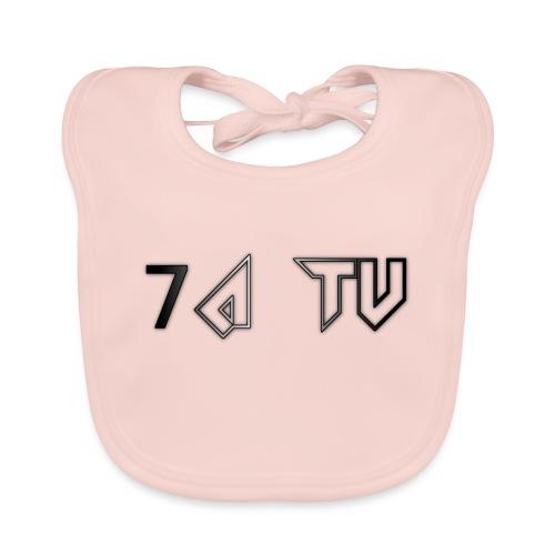 7A TV - Organic Baby Bibs