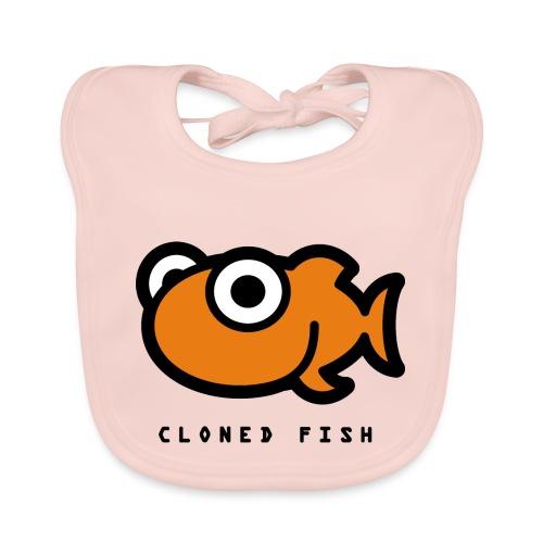 Cloned Fish - Organic Baby Bibs
