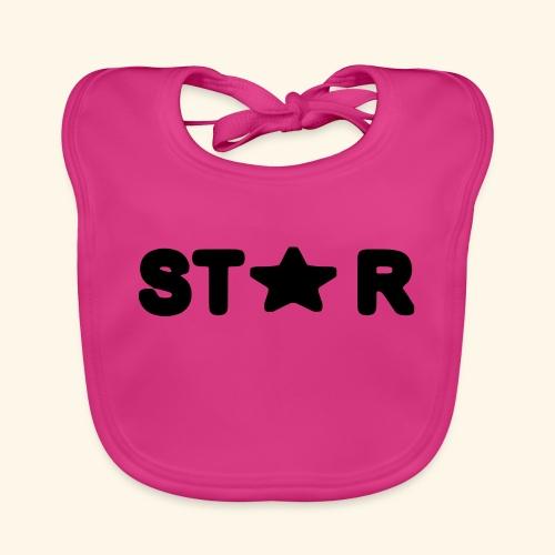 Star of Stars - Baby Organic Bib