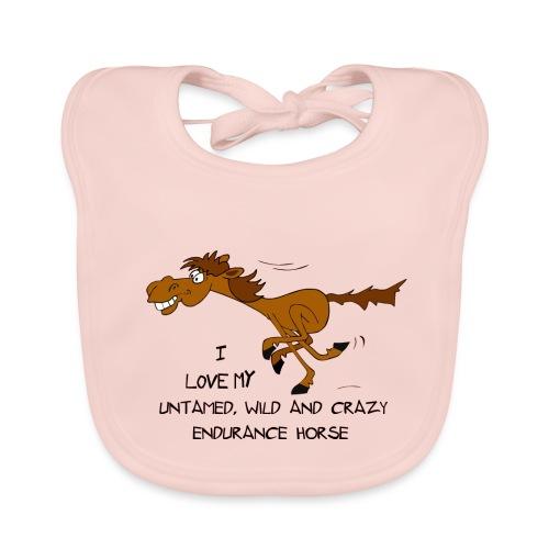 Endurance Horse - Baby Bio-Lätzchen