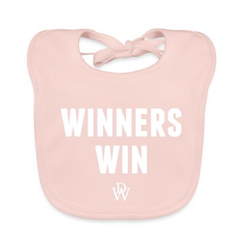 Winners win - Baby Organic Bib
