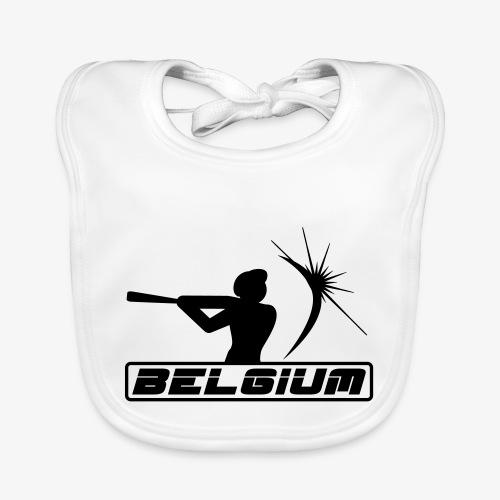 Belgium 2 - Bavoir bio Bébé