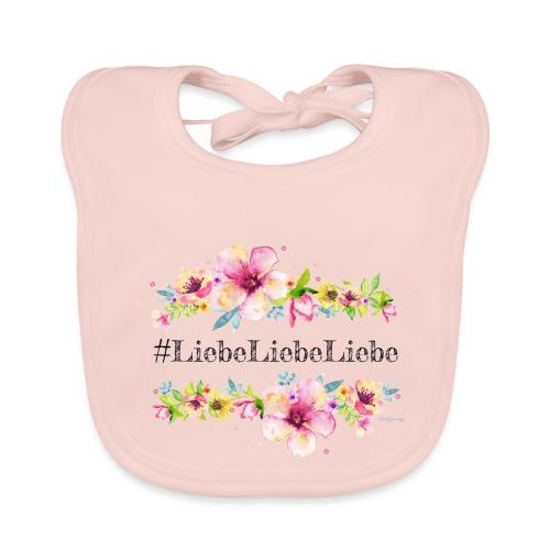 liebeliebeliebe - Baby Bio-Lätzchen