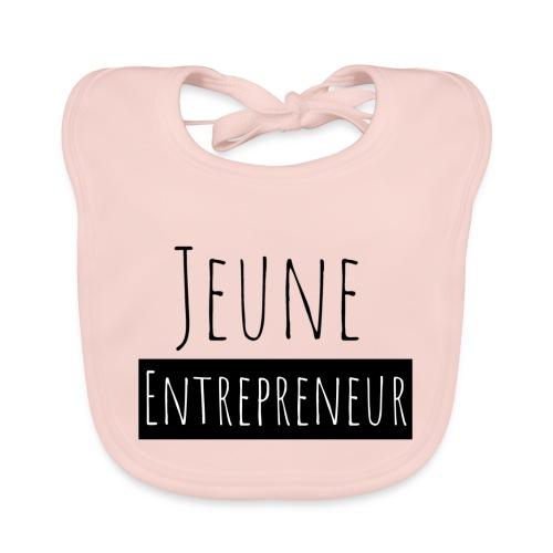 Jeune Entrepreneur - Bavoir bio Bébé